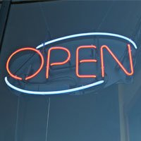 Legal Advice — Open Sign for Business in Reno, NV